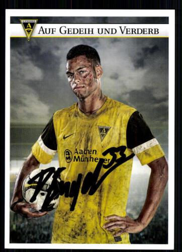 Daniel Engelbrecht Autogrammkarte Alemania Aachen 2011-12 Original A 90362