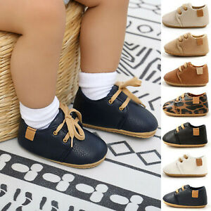 Toddler Baby Boys Girls Princess Cute Toddler First Walk Slip On Shoes