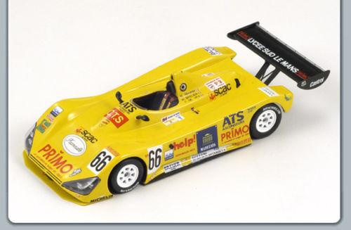 1 43 PEUGEOT 905 SPIDER Eric Bellefroid Orion PEUGEOT Le Mans 24 hrs 1992  66