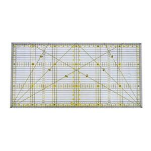 H3E-30-X-15-cm-Clear-Acrylic-Quilt-Ruler-Patchwork-Acrylic-Sewing-Rulers