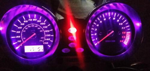 led clock upgrade kit lightenUPgrade WHITE SUZUKI GSX1400 k1-k5