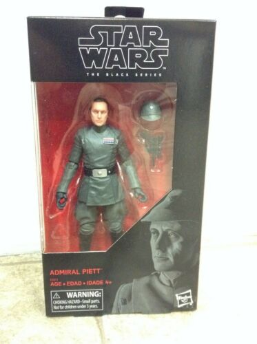 Star Wars The Black Series Admiral Piett Exclusive