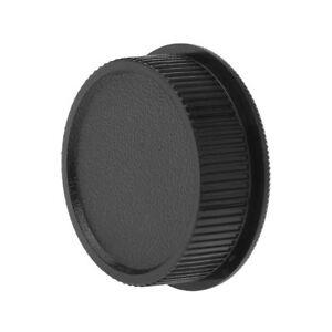Rear-Lens-Cap-Body-Cap-Cover-Screw-Mount-For-Universal-39mm-M39-L39-Black