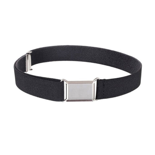 1Pc Children Waistband Belt PU Leather Flexible For Clothing Pants AccessoriesBA