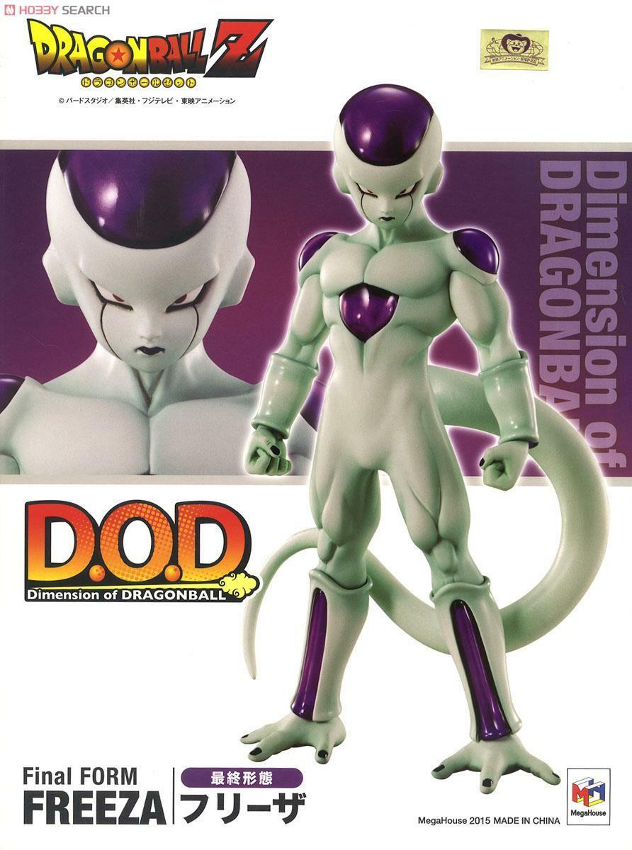Dragon Ball Freeza Dimension of Dragonball Freezer D.O.D. Megahouse