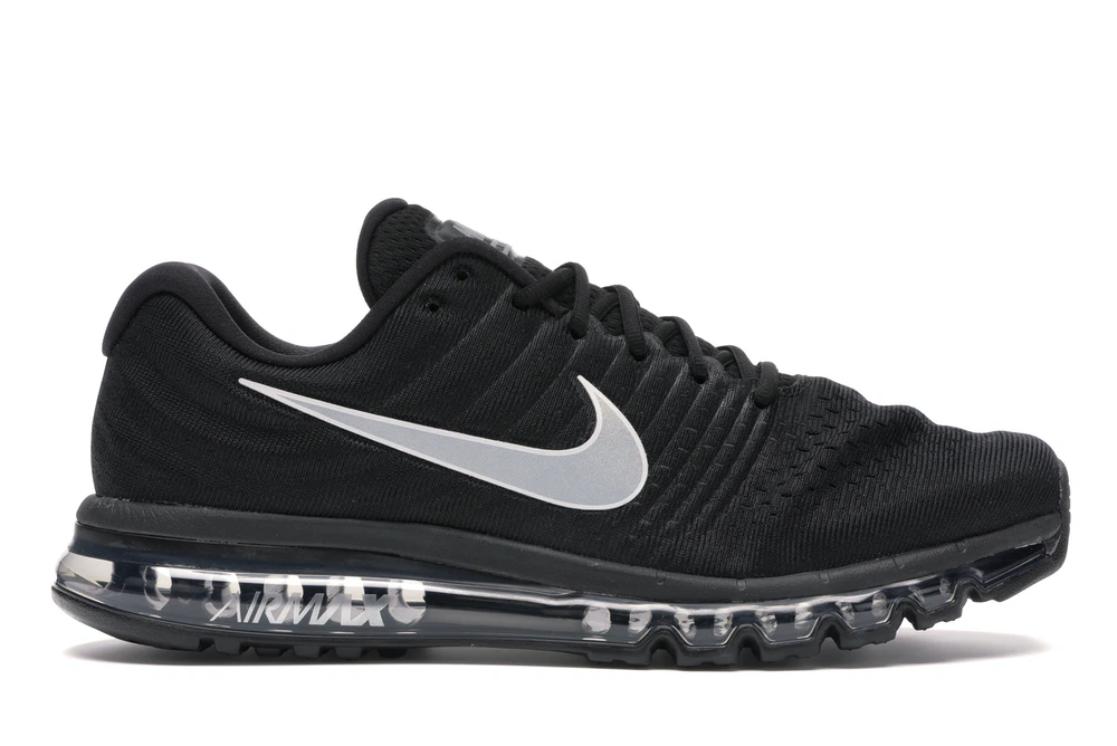 Nike Air Max 2017 Men`s Black Running
