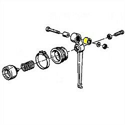 ClutchBearing422 Clutch//Gear Lever Needle Bearing BMW Boxer K Bike 23131238422