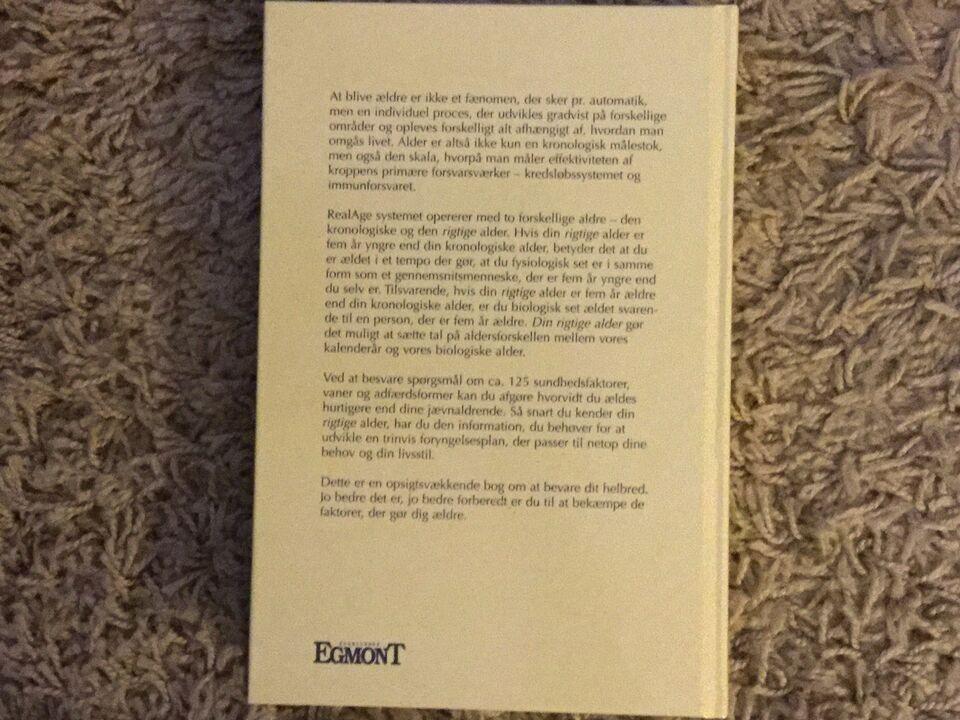 Din rigtige alder, Michael F. Roizen, Bogsamling