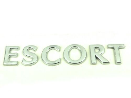 Genuine New Ford Escort Hayon Badge Coffre Emblème Pour MK6 VI 1995-2000 16 V CLK LX