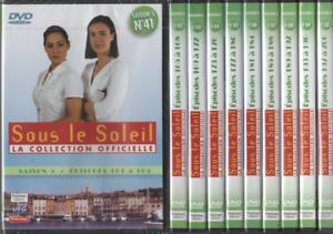 Dvd-Serie-Sous-Le-Soleil-Saison-5-Vol-41-a-60-10-Dvd-8-encore-neuf-40-episodes