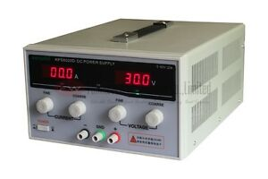 KPS6020D Adjustable High Power Switching DC Power Supply 0-60V 0-20A Input AC220