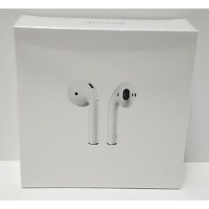 Apple Airpods Gen 2 With Gen 1 Charging Case White New 888462858410 Ebay