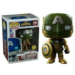 Civil Warrior Vert - Funko POP Vinyle