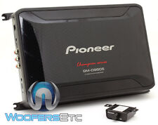 PIONEER GM-D9605 AMP 5-CHANNEL COMPONENT TWEETERS SPEAKERS SUBWOOFER AMPLIFIER
