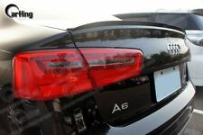 Audi A6 S6 C7 2012 - 2015 Boot Lip Spoiler Sport S Line UK Seller