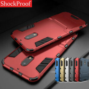 big sale f2fa6 d8084 Details about For Nokia 2 3 5 6 7 8 9 360° Shockproof Hybrid Armor Rugged  Case Kickstand Cover