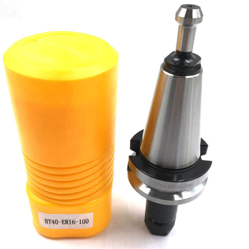 Taper BT40 ER16 Collet ChucK L100mm Toolholder 10000rpm Milling Tool Holder CNC