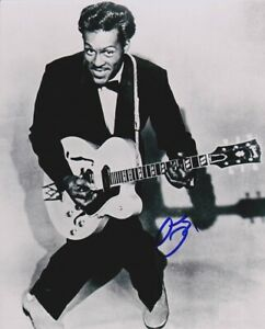 Chuck-Berry-Autographed-Signed-8x10-Photo-REPRINT