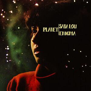 SABA-LOU-PLANET-ENIGMA-ERNEST-JENNING-RECORDS-LP-VINYLE-NEUF-NEW-VINYL
