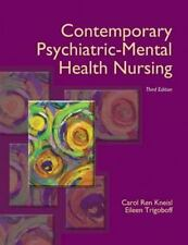 Contemporary Psychiatric-Mental Health Nursing by Carol Ren Kneisl