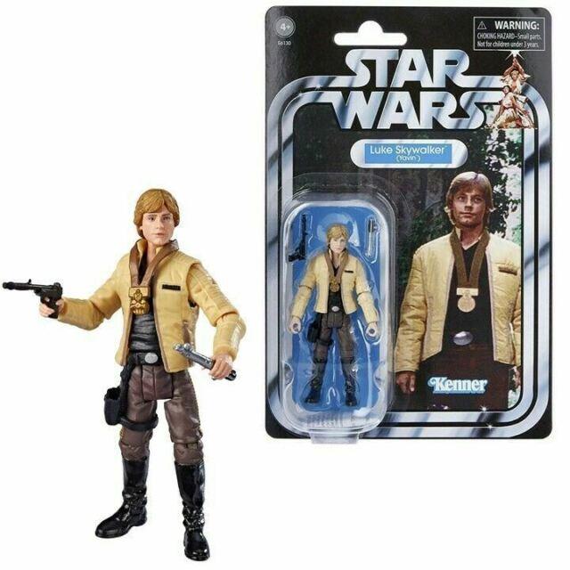 Star Wars Vintage Collection Luke Skywalker Yavin Ceremony Action Figure *NOC
