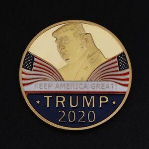 America-President-Trump-Speech-2020-Commemorative-Coin-Collection-Craft-Souvenir