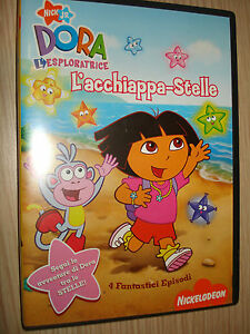 DVD-DORA-LA-039-DVD-DORA-L-039-ESPLORATRICE-LA-039-CAPTURA-ESTRELLAS-4-FANTASTICO-EPISODIOS