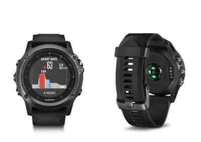 NEW Garmin Fenix 3 HR | Sapphire Watch GPS | Wrist Based HR | 010-01338-70