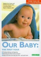 Our Baby: The First Year: Feeding, Bathing, and Diapering, Watching Your Baby D