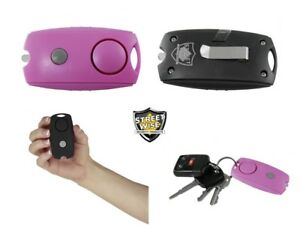 Wearable Clip-On or Keychain Panic Alarm - Personal, Running/Outdoor ...