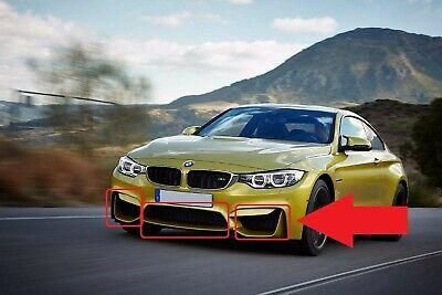 BMW Nuovo Originale M3 M4 F80 F82 F83 Serie Post Paraurti Diffusore 8058758