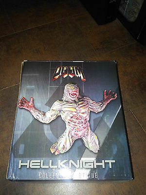 Doom Hell Knight Statue The Baron F4f First 4 Figures Game Figure VERY RARE