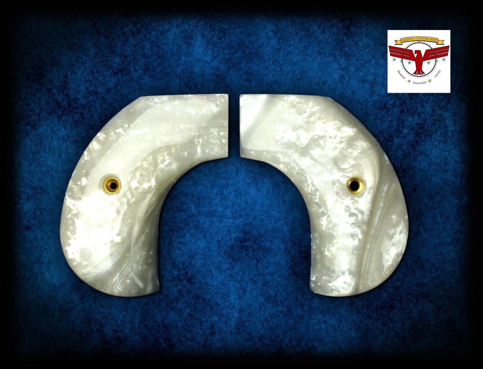 RUGER viejos y nuevos VAQUERO birdshead perla apretones; aves cabeza ^