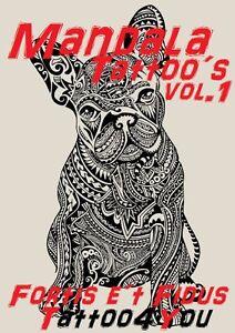 Tattoovorlagen Mandala Maori Flashbook Mix Cd Dvd Top Neu Flash