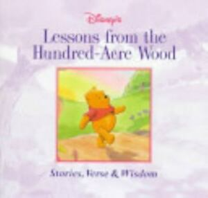 Details about Lessons from the Hundred-Acre Wood: Stories, Songs, & Wisdom  from Winnie the Poo