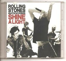 "ROLLING STONES / MARTIN SCORSESE ""Shine A Light"" German Acetate Promo CD Sampler"