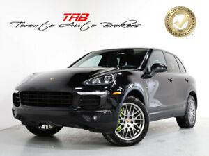 2016 Porsche Cayenne S E-HYBRID I PANO I 20 IN WHEELS I BOSE I CAM