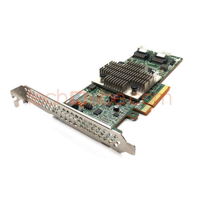 726907-B21 HP H240 12GB 2-PORT PCI-E 3.0 X8 SMART HBA 779134-001 726909-001