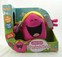Little Miss Chatterbox Telephone Talking Plush Fisher Price 2008 P7742