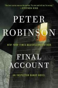 Final-Account-Paperback-by-Robinson-Peter-Brand-New-Free-P-amp-P-in-the-UK