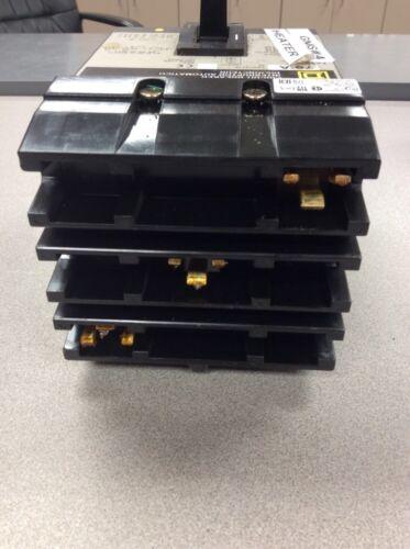 Square D I-Line Circuit Breaker FA36070 70 Amp 600 Volt