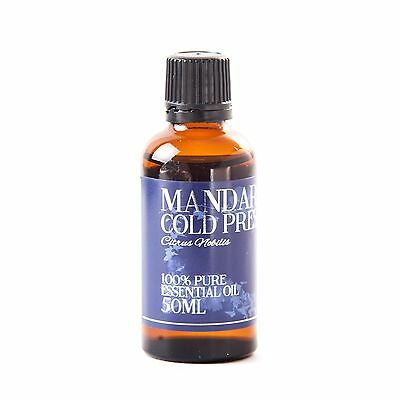Mystic Moments | Mandarin Cold Pressed Essential Oil - 50ml (EO50MANDCOLDPRES)