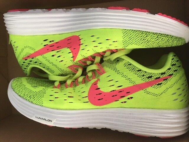 Womens Nike Lunar Running RITMO NUOVO Maratona Corsa Jogging Running Lunar gr:36 Giallo/Rosa 9ae6d0