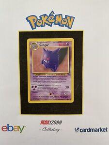 Pokemon GENGAR Rara Non Holo FOSSIL Unlimited 20/62 ITA / EXC