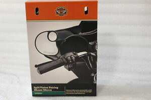 Neuf-OEM-NOS1996-2013-Harley-Touring-Separe-Vision-Carenage-Montage-Miroirs