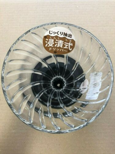 Hario Caffè Immersione VASCHETTA Interruttore 1-4 TAZZE SSD-200-B dal Giappone