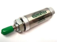 Numatics 1250s01 01a Pneumatic Cylinder 1 14 Bore 1 Stroke Spring Return