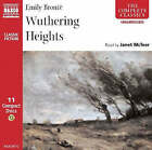 Wuthering Heights by Emily Bronte (CD-Audio, 2006)