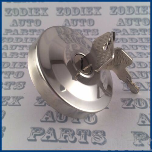 300 W123 Locking Fuel Tank Cap Stainless Steel For MERCEDES 200 1976-1985