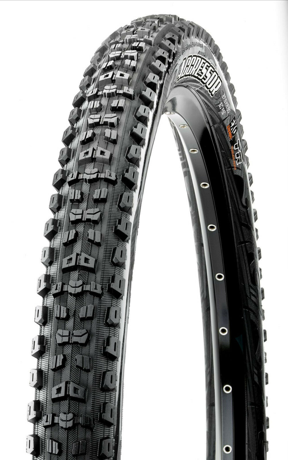Maxxis Aggressor Tire 29 x 2.5   60tpi Dual Compound EXO Casing Tubeless Ready  online retailers